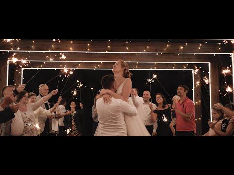 Svatební video Terezky a Pavla
