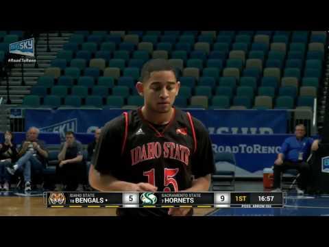 Big Sky Men's Basketball Championship Game #2