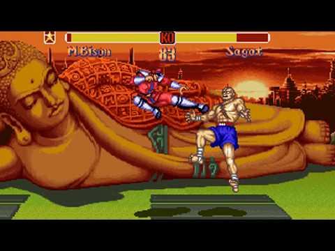 Super Street Fighter II (M. Bison) (Rozner Labs, Capcom) (MS-DOS) [1996] [PC Longplay]