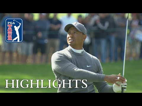 Tiger Woods? highlights | Round 1 | Valspar