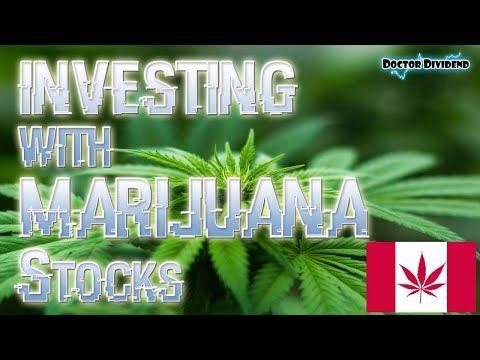 Marijuana Legalization and Stock Market Investing | Marijuana Stocks 2018!