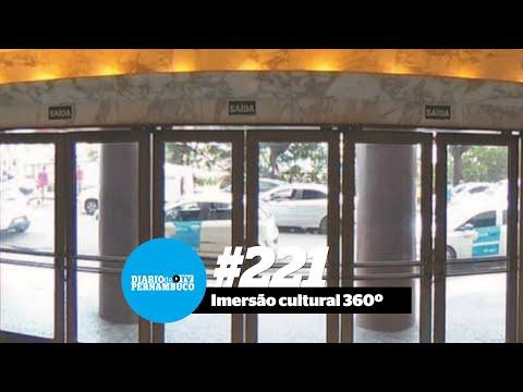 PorDentro.ID: projeto permite visitação virtual em 360º em espaços do Recife