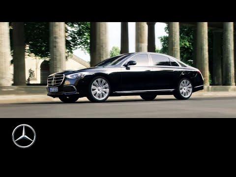 Luxus neu erleben: mit der neuen S-Klasse.