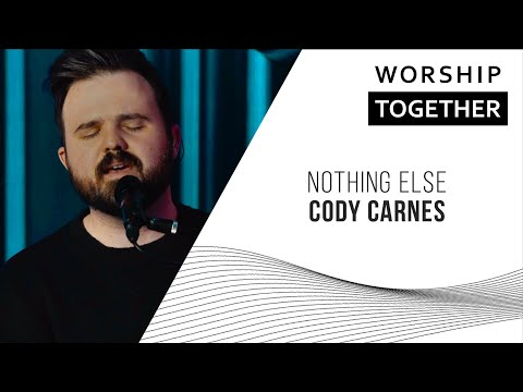 Cody Carnes // Nothing Else // New Song Cafe