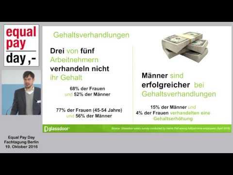 Nicolas Werner, Int. Relationships Manager von Glassdoor Inc. | 19.10.2016 im BMFSFJ, Berlin