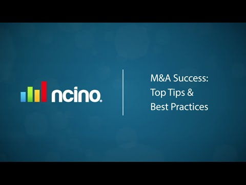 M&A Success Top Tips and Best Practices