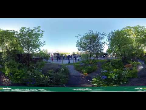 360° Tour of 'The M&G Garden' 2016