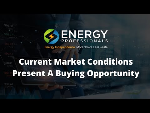 Understand How The Current Natural Gas Market Presents An Opportunity to Reduce Energy Costs