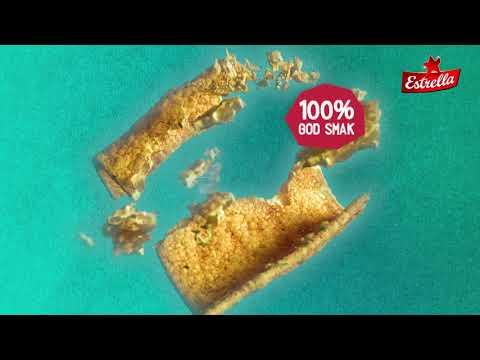 Linschips med 100% god smak och 100% skönt soundtrack (15sek)