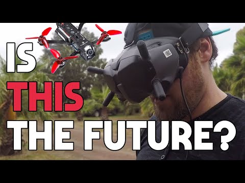 They say this is the best DJI BNF! LET'S FIND OUT. Iflight DC3 review. - UC3ioIOr3tH6Yz8qzr418R-g