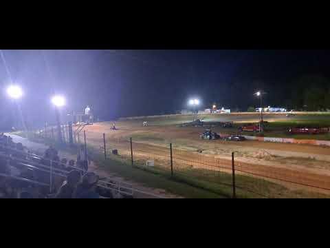 600 cc Mini Sprint Feature 9/4/21 Hattiesburg Speedway - dirt track racing video image