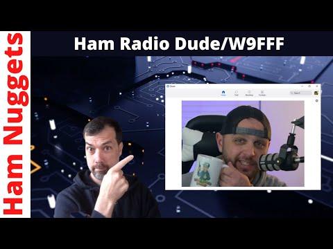 Ham Nuggets Live - Ham Radio Dude, W9FFF