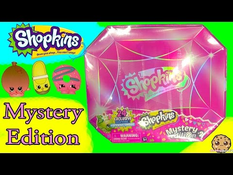 24 Shopkins Target Exclusive Mystery Edition #2  Full Box Reveal Video Cookieswirlc - UCelMeixAOTs2OQAAi9wU8-g