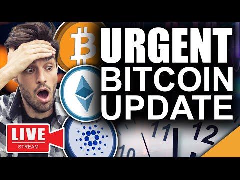 MOST URGENT Bitcoin Price Analysis! (Cardano CRUSHING Ethereum in 2021?)