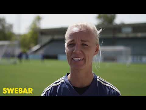 Swebar träffar Caroline Seger