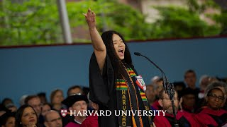 Inspiration from Harvard's 368th Commencement addresses