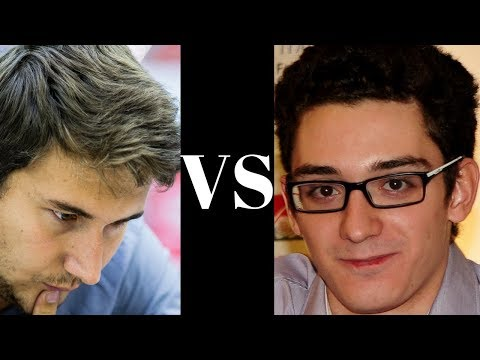 A Monster Bishop! | Sergey Karjakin vs Fabiano Caruana : World Championship Candidates (2018), rd 12