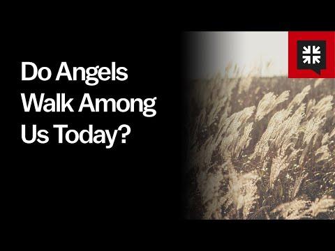 Do Angels Walk Among Us Today? // Ask Pastor John