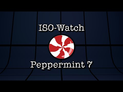 ISO-Watch: Peppermint 7