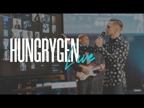 HungryGen Live - Ivan Semenyuk