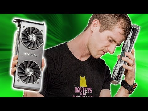 This Seems Rushed... - GeForce RTX Review - UCXuqSBlHAE6Xw-yeJA0Tunw