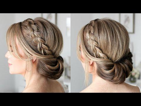 Dutch Braid Hair Roll   Missy Sue