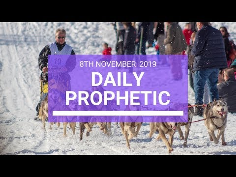 Daily Prophetic 8 November Word 3