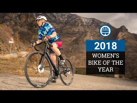 Canyon Endurace WMN CF SL Disc 8.0 SL - Women's Bike Of The Year 2018 Contender