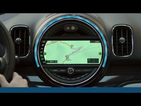The New MINI Countryman | Driver Assistance & Connectivity