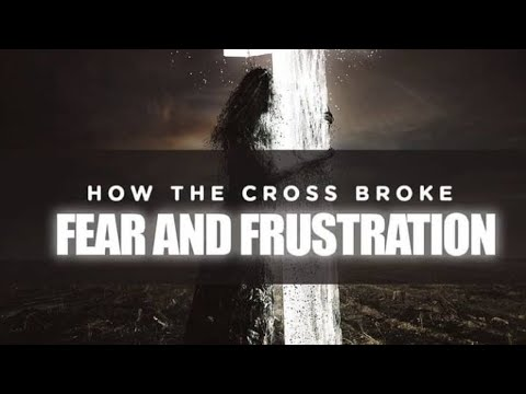How The Cross Broke Fear And Frustration  Pst Bolaji Idowu  4th April 2021