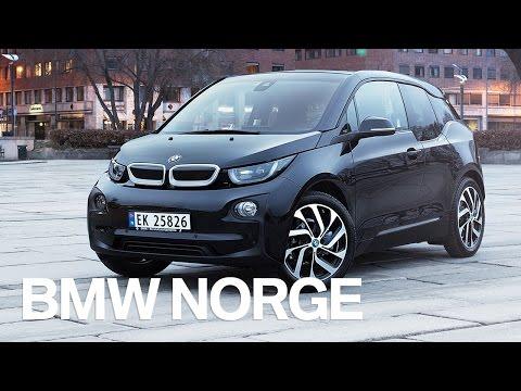 BMW i3 Maraton Edition