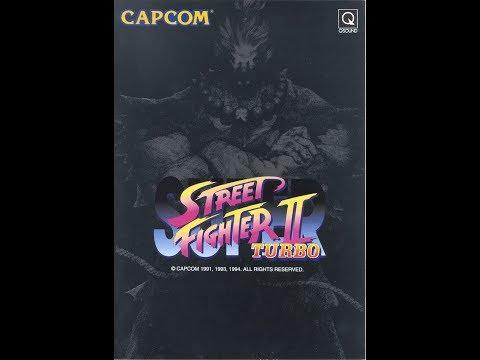 Super Street Fighter II Turbo Arcade (Ryu) Hardest (No Miss)