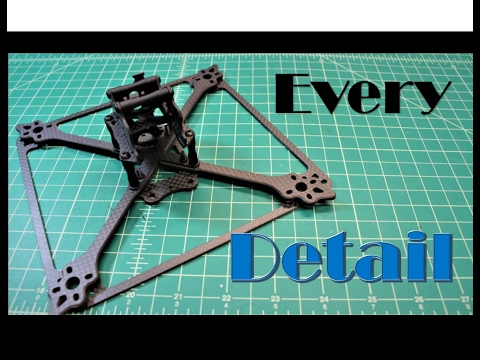 XBEE T-190 FPV Racing Frame Review and Build - UCGqO79grPPEEyHGhEQQzYrw