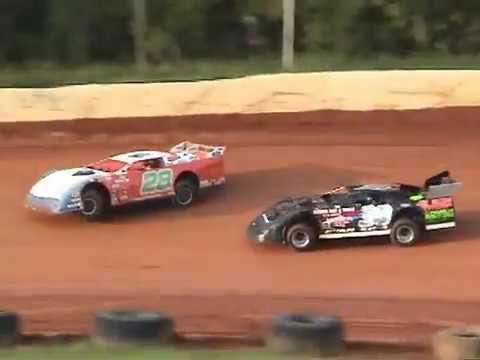 411 Motor Speedway Late Models Sept  12, 2009 - dirt track racing video image