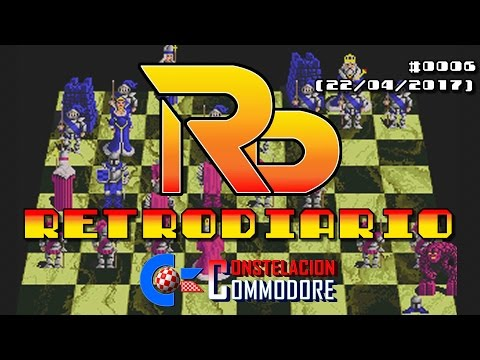RetroDiario Noticias Retro Commodore y Amiga (22/04/2017) #0006