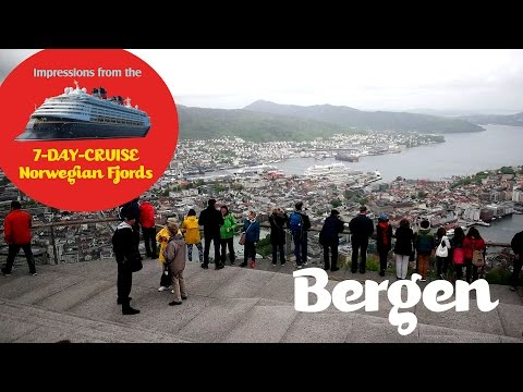 """5 - In Bergen with the Disney Cruise Line """"Norwegian Fjords"""" 2015 - UCMHg2-KANcnWiwJmBqG2Xkw"""