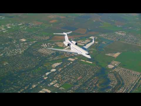 Jet ConneX Available on Gulfstream's Large-Cabin Aircraft