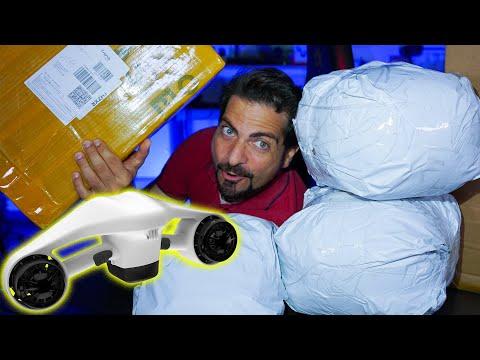 Unboxing Caschi da Monopattino, Sci, Ska …