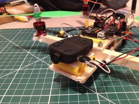 FPV Mini-H Quad build, maiden and initial testing - UCcrr5rcI6WVv7uxAkGej9_g