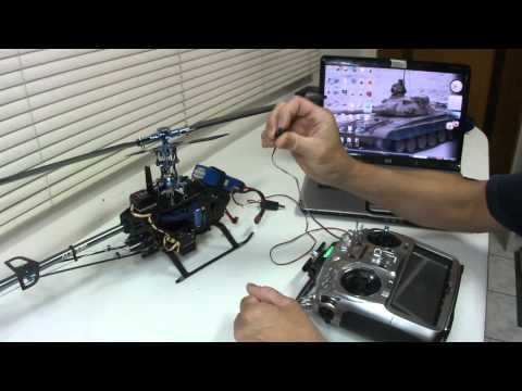 KDS Flymentor 3D Setup and Test (Copter-X 450) - UCxRCkWNyAahDrty_Y0CIegA