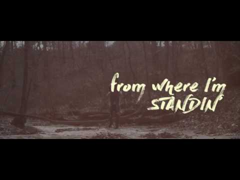 """Curtis Grimes """"From Where I'm Standing"""" Lyric Video"""