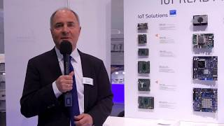 IOT/Industrie 4.0 – Edge to Fog to Cloud – TSN & OPC UA enabled