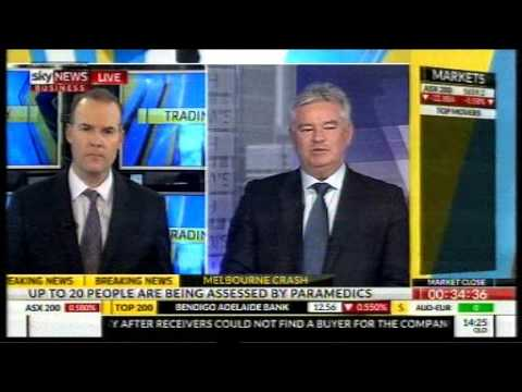 Huntsman Resources on Sky Business News on 20th January 2017