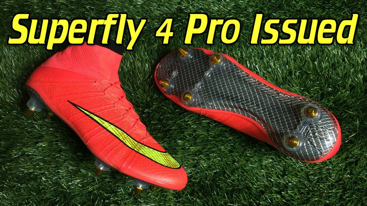 f75fb540aadd Custom Pro Issued Nike Mercurial Superfly 4 - Review + On Feet ...