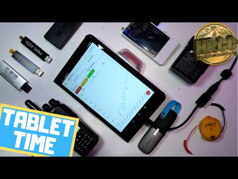 You Need An Android Tablet For Ham Radio!