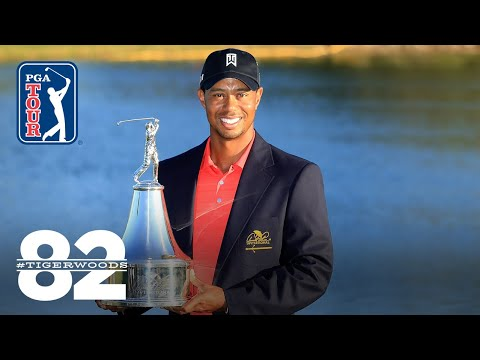 Tiger Woods wins 2012 Arnold Palmer Invitational | Chasing 82