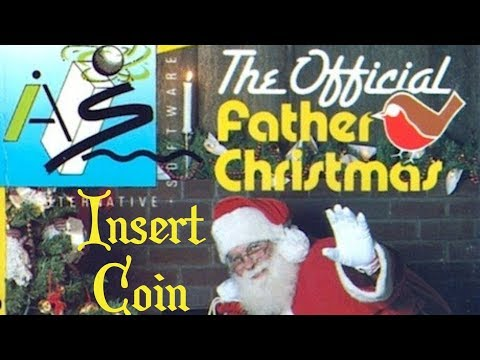 The Official Father Christmas Game (1989) - Spectrum - Partida Completa