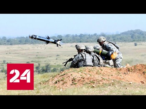 Для ослабления России США наводняют Украину летальным оружием. 60 минут от 24.05.19 photo
