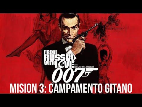007 Desde Rusia con Amor (2006) - Sony PSP - Misión 2: Campamento Gitano