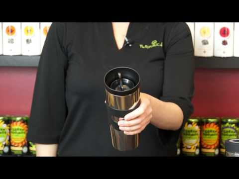 The Republic of Tea Travel Mugs